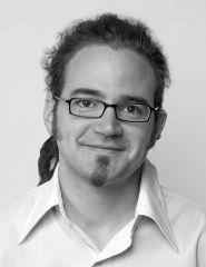 Porträtfoto von Frederik Poppe