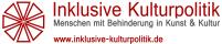 Logo Inklusive Kulturpolitik